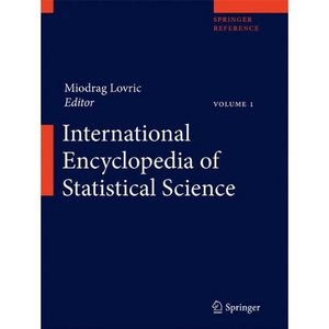 International Encyclopedia of Statistical Science free download