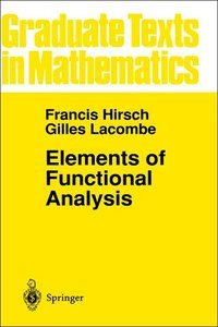 Elements of Functional Analysis free download