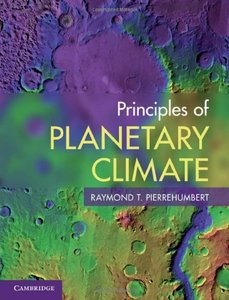 Principles of Planetary Climate free download