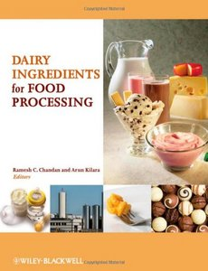 Dairy Ingredients for Food Processing free download