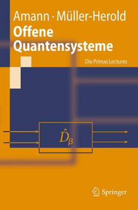 Offene Quantensysteme: Die Primas Lectures free download