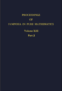 Axiomatic Set Theory, Volume 2 free download