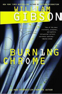 Burning Chrome by William Gibson (Audiobook) free download