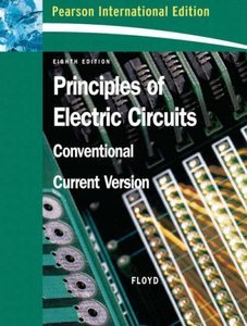 Principles of Electric Circuits: Conventional Current Version, 8 edition free download