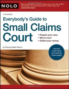 Everybody's Guide to Small Claims Court free download