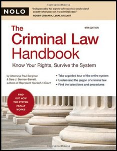 Criminal Law Handbook: Know Your Rights, Survive the System free download