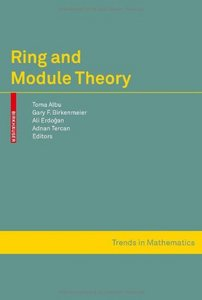 Ring and Module Theory free download