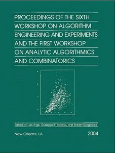 Proceedings of the Sixth Workshop on Algorithm Engineering and Experiements free download