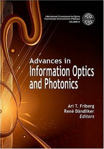Advances in Information Optics and Photonics free download