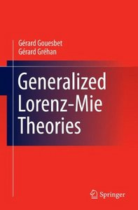 Generalized Lorenz-Mie Theories free download