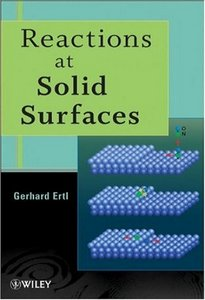 Reactions at Solid Surfaces free download