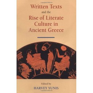 Written Texts and the Rise of Literate Culture in Ancient Greece free download