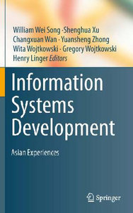 Information Systems Development: Asian Experiences free download