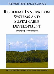 Regional Innovation Systems and Sustainable Development: Emerging Technologies free download