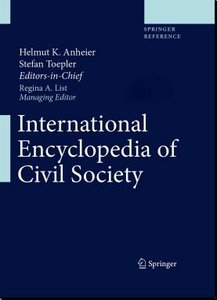 Helmut K., Stefan Toepler, International Encyclopedia of Civil Society free download