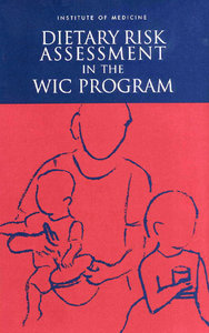 Dietary Risk Assessment in the WIC Program free download