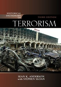 Historical Dictionary of Terrorism free download