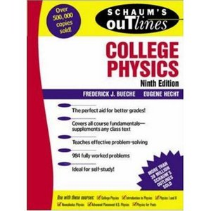 Schaum's Outline of College Physics free download