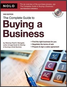 The Complete Guide to Buying a Business free download
