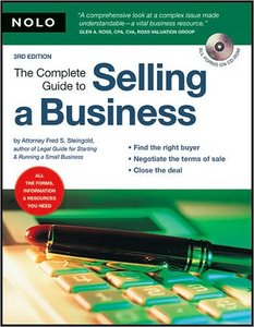 The Complete Guide to Selling a Business free download