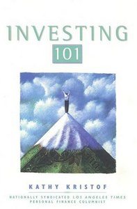 Investing 101 By Kathy Kristof free download