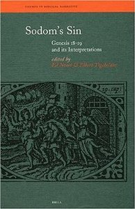 Sodom's Sin: Genesis 18-19 and its Interpretations (Themes in Biblical Narrative) free download