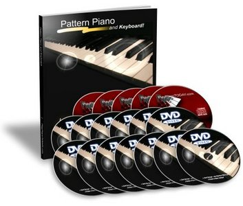 Pattern Piano and Keyboard - Complete Bundle of All piano lessons (2011) free download