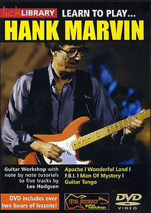 Lick Library - Learn to play Hank Marvin free download