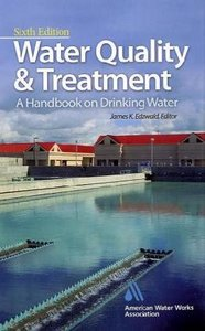 Water Qualityamp; Treatment: A Handbook on Drinking Water free download