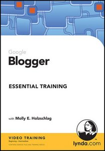 Google Blogger Essential Training free download