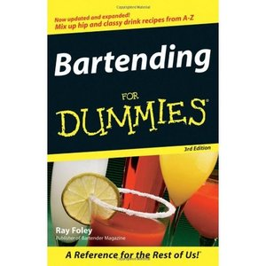 Bartending For Dummies free download
