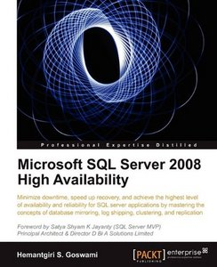 Microsoft SQL Server 2008 High Availability free download