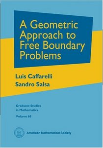 A Geometric Approach to Free Boundary Problems free download