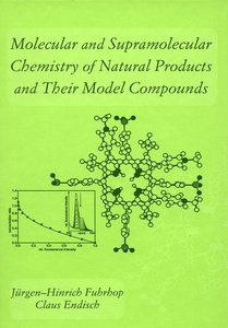 Molecular and Supramolecular Chemistry of Natural Products and Their Model Compounds free download