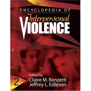 Encyclopedia of Interpersonal Violence free download