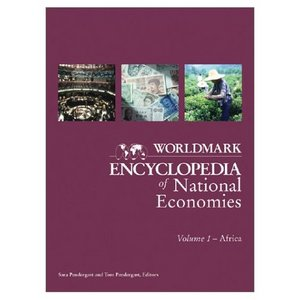 Worldmark Encyclopedia of National Economies Vol 1 - 4 free download