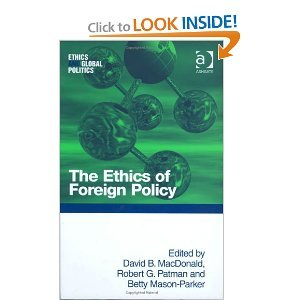 The Ethics of Foreign Policy free download