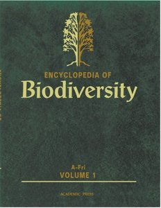 Encyclopedia of Biodiversity (Volume 5) free download