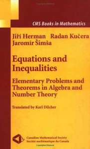 Equations and Inequalities free download
