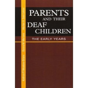 Parents and Their Deaf Children free download