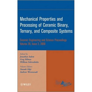 Mechanical Properties and Performance of Engineering Ceramics and Composites free download