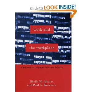 Work and the Workplace free download