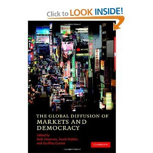 The Global Diffusion of Markets and Democracy free download