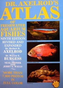 Dr. Axelrod's Atlas of Freshwater Aquarium Fishes free download