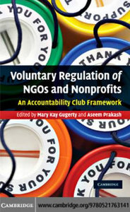 Voluntary Regulation of NGOs and Nonprofits: An Accountability Club Framework free download