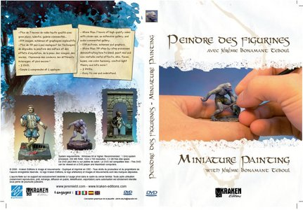 Miniature painting guide - by Jeremie Bonamant Teboul [Full 2DVD version, 2008] free download