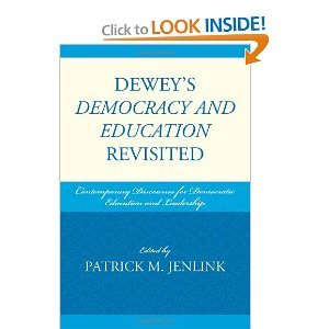 Dewey's Democracy and Education Revisited free download
