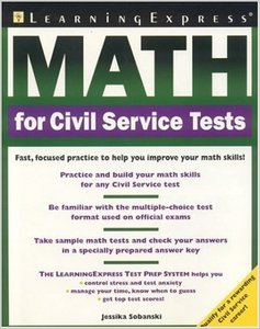 Math for Civil Service Workers by LearningExpress Editors free download