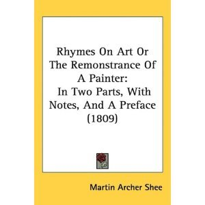 Rhymes On Art Or The Remonstrance Of A Painter free download
