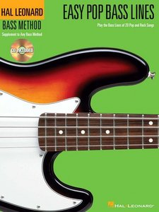 Bass Method: Easy Pop Bass Lines free download